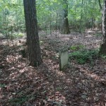 The Hames Cemetery off Eisontown Road